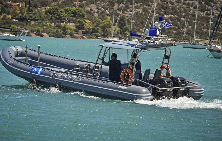 Τρεις νεκροί και 53 διασωθέντες πρόσφυγες από το ναυάγιο στην Κρήτη