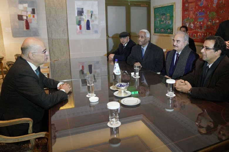 Τουρκικά ΜΜΕ για την επίσκεψη Χαφτάρ
