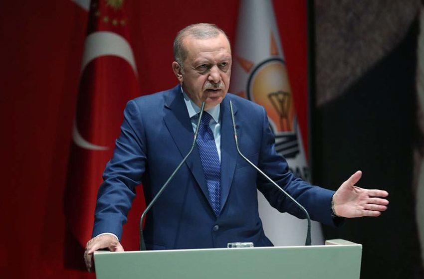 Γεωτρήσεις νοτίως της Κρήτης μέσα στο 2020 προαναγγέλει ο Ερντογάν