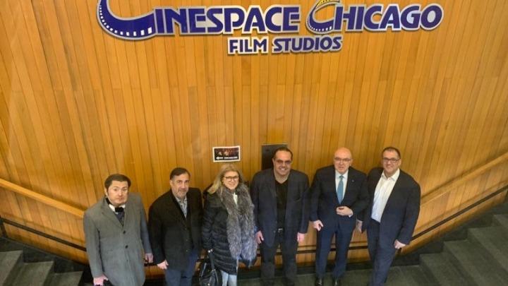 Τα Cinespace Studios του Σικάγου έρχονται στην Ελλάδα