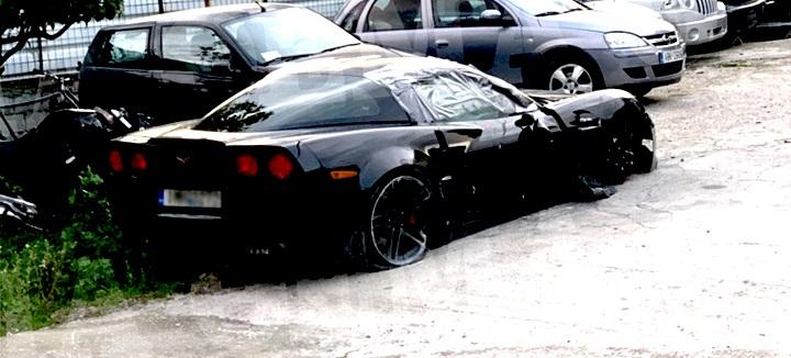 Κακούργημα για τον ασυνείδητο οδηγό με την Corvette που σκότωσε μοτοσικλετιστή στη Γλυφάδα