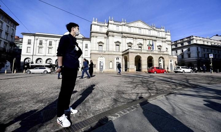 Πρόεδρος ελληνικής κοινότητας στο Μιλάνο: Ιταλός γιατρός με τον κοροναϊό επισκέφθηκε την Ελλάδα