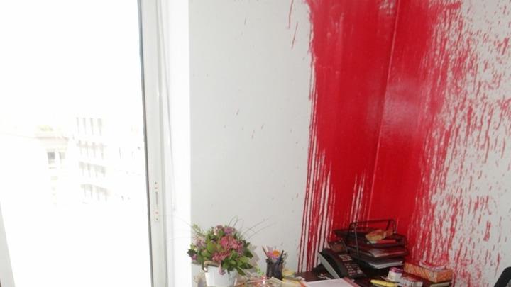 Επίθεση του «Ρουβίκωνα» στα γραφεία εταιρείας πετρελαιοειδών