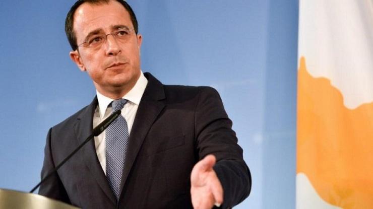 Ν. Χριστοδουλίδης: Η Τουρκία παραβιάζει τα ψηφίσματα του ΟΗΕ για την Αμμόχωστο