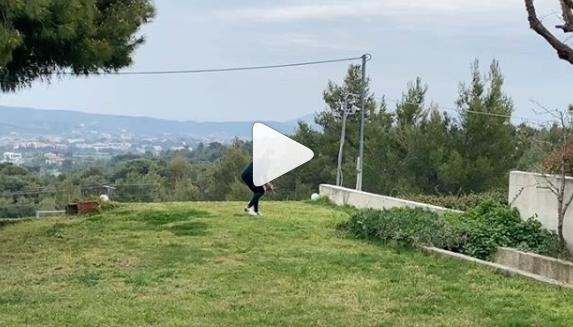 Η προπόνηση αλά Ρόκι της Κ. Στεφανίδη στην Παλλήνη (vid)