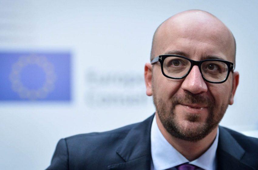 Μισέλ: Δύσκολες οι σχέσεις με την Τουρκία – Απαιτείται πρόοδος στα ελληνοτουρκικά