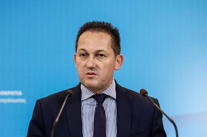 """ΣΥΡΙΖΑ : """"Εθίστηκε στα ψέματα ο κ. Πέτσας"""""""