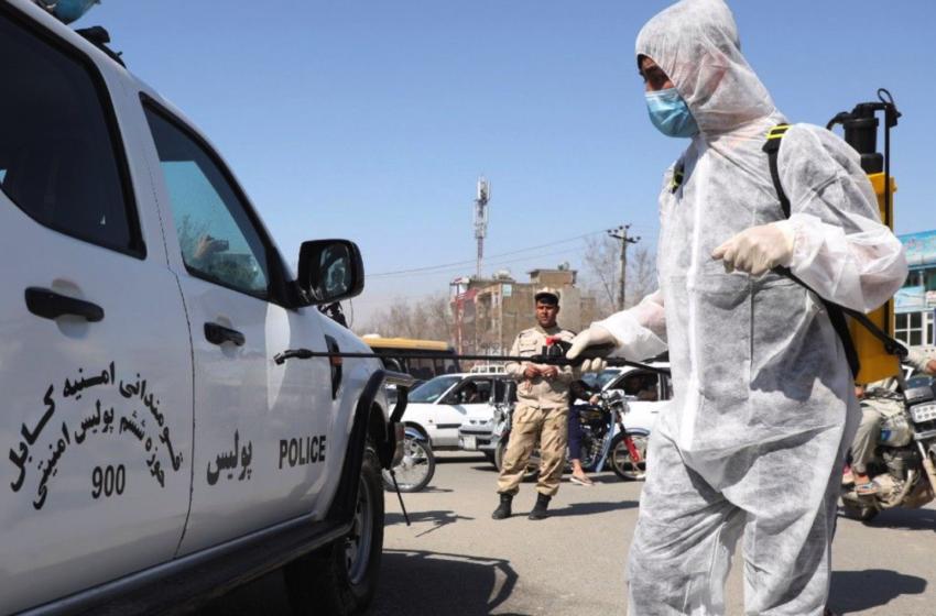 Δέκα νέα κρούσματα κοροναϊού στο Αφγανιστάν