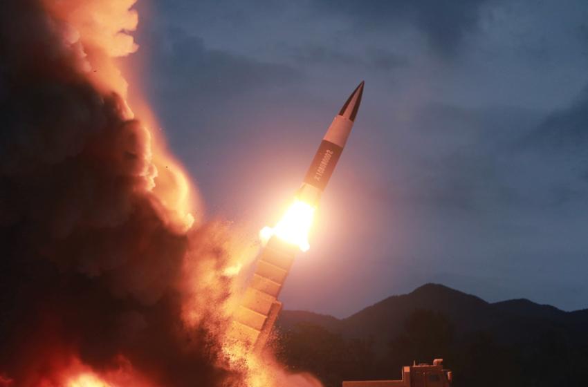 Η Βόρεια Κορέα εκτόξευσε δύο πυραύλους στην Ανατολική Θάλασσα