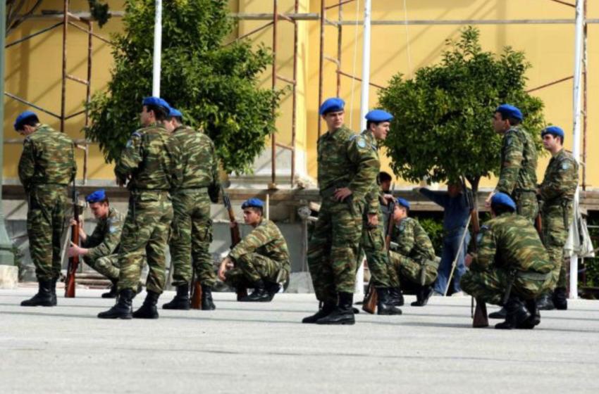 Ο στρατός παίρνει μέτρα κατά του κορονοϊού