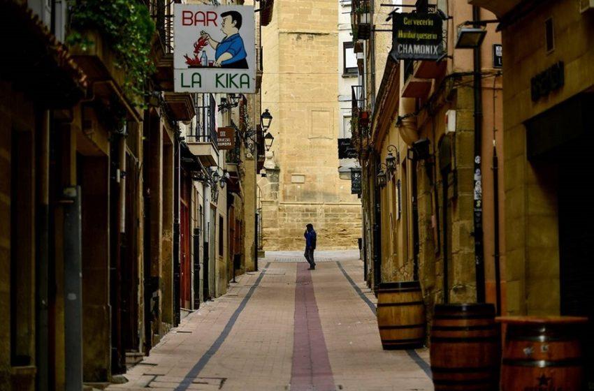 Οι κάτοικοι της Λερίδα στην Καταλονία, σε καραντίνα στα σπίτια τους
