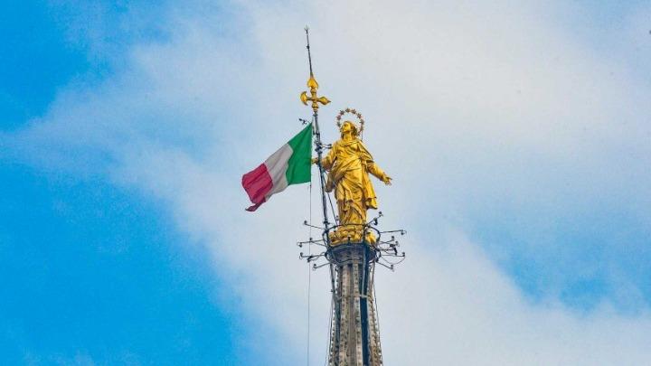 Μείωση των κρουσμάτων και των νεκρών στην Ιταλία