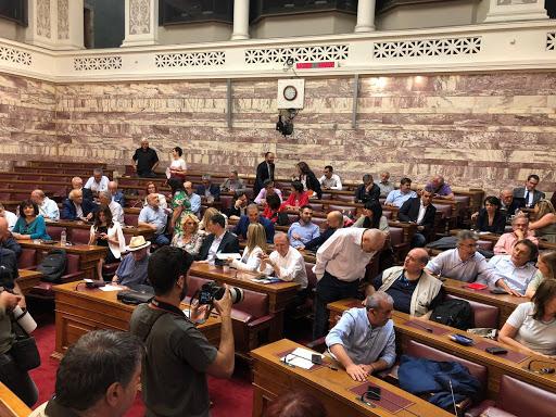 ΚΟ ΣΥΡΙΖΑ για τον Μ. Γλέζο: Θρηνούμε την απώλειά σου και θα τιμάμε τη μνήμη σου