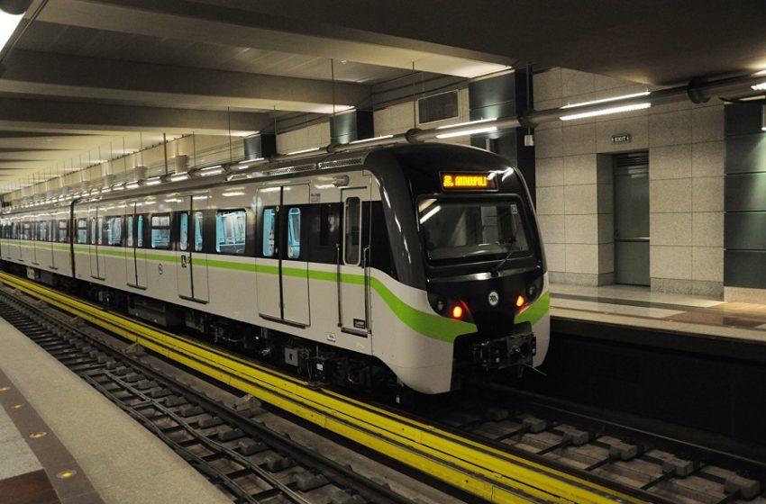 Έκλεισαν με εντολή της ΕΛ.ΑΣ. πέντε σταθμοί μετρό