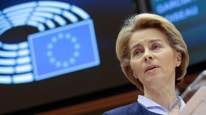Φον Ντερ Λάιεν: Από την Τρίτη η Ελλάδα θα έχει πρόσβαση σε 2 δισ. ευρώ