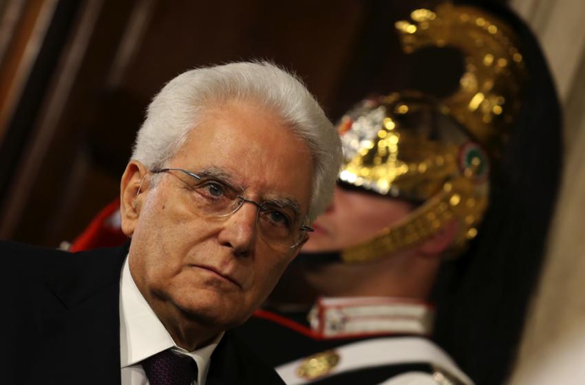 Σ. Ματαρέλα: Ελπίζω η Γερμανία και οι υπόλοιπες ευρωπαϊκές χώρες να μην γνωρίσουν την οδυνηρή πορεία της Ιταλίας