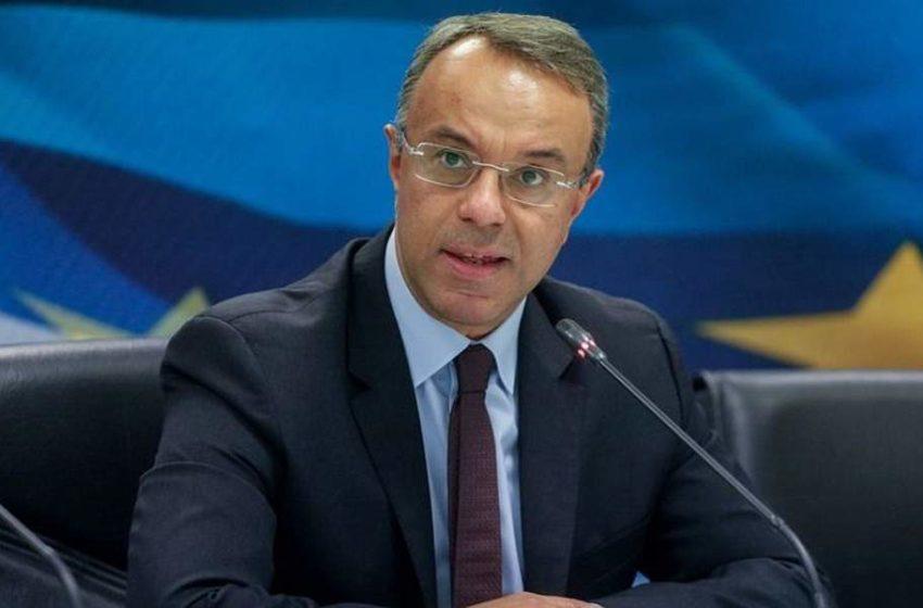 Σταϊκούρας ενόψει Eurogroup: Απαιτείται κίνηση-καταλύτης που θα προσφέρει ένεση ρευστότητας