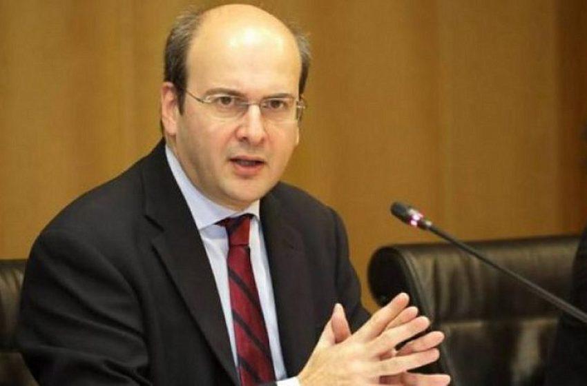 Κ. Χατζηδάκης: 'Αμεσα οι προσλήψεις ατόμων που υπάγονται σε ειδικές κατηγορίες
