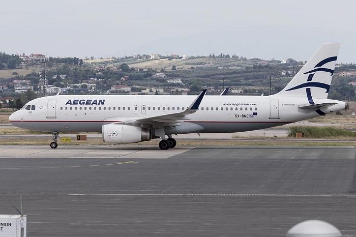 Η AEGEAN σταματά όλες τις πτήσεις στο εξωτερικό