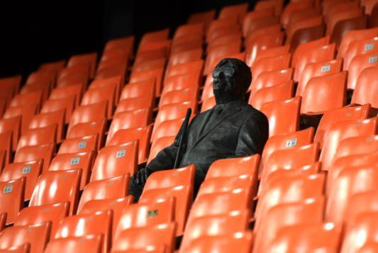 Ανατριχιαστικό: Αυτός είναι ο μόνος θεατής στο Μεστάγια
