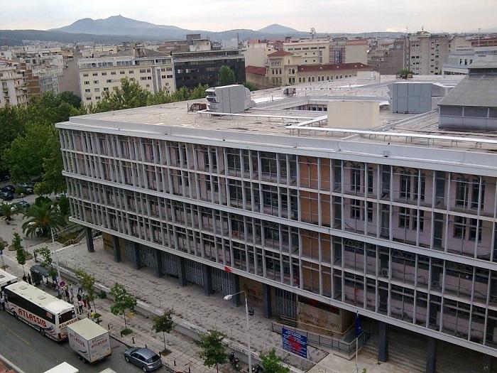 Τηλεφώνημα για βόμβες στα Δικαστήρια Θεσσαλονίκης