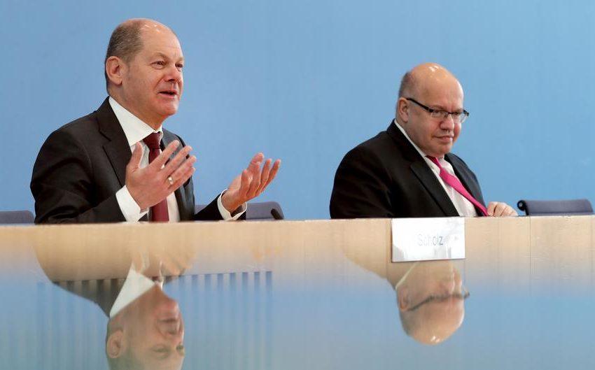 """""""Ε, όχι και """"κορονο-ομόλογο…""""- Το Βερολίνο δίνει """"γραμμή"""" για πιστοληπτική γραμμή κρίσης."""