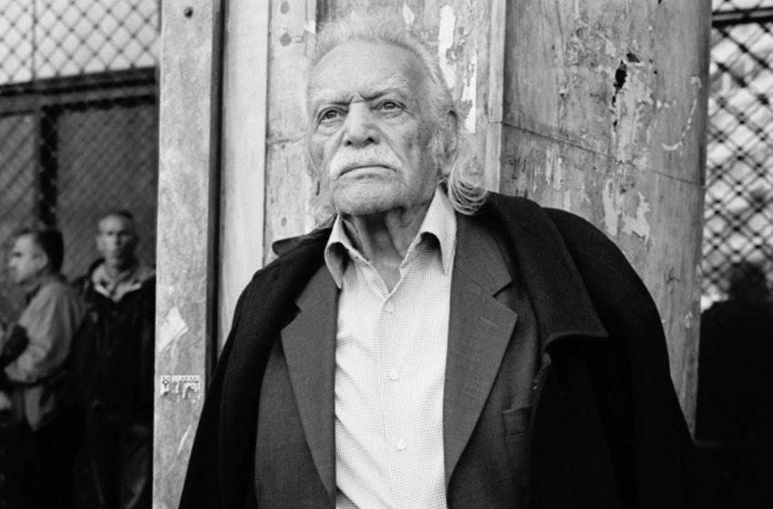Τεράστια απώλεια – Πέθανε ο Μανώλης Γλέζος