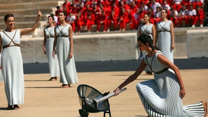 Κανονικά οι τελετές αφής και παράδοσης της Ολυμπιακής Φλόγας
