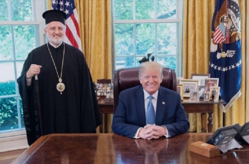 Εγκύκλιος Αρχιεπισκόπου Αμερικής: Οι εκκλησίες να μην γίνουν σημεία μετάδοσης του κοροναϊού