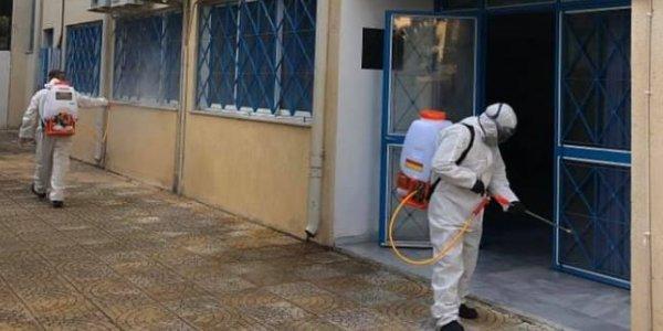 Νέο κρούσμα κοροναϊού στη Δάφνη – Θετικός στον ιό κηδεμόνας μαθητή