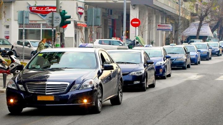 Oδηγοί ταξί είχαν απενεργοποιημένα ταξίμετρα