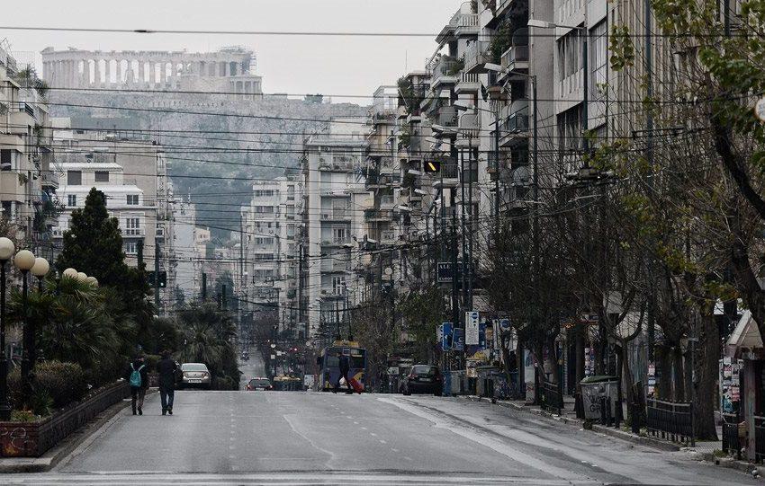 Κυκλοφοριακές ρυθμίσεις στο κέντρο της Αθήνας λόγω κινηματογραφικών γυρισμάτων