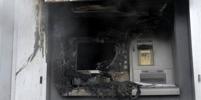 Έκρηξη σε ΑΤΜ στην Πεντέλη – Έφυγαν άπραγοι οι ληστές