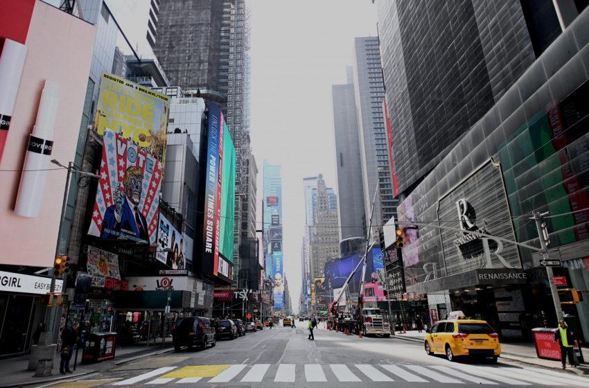 Η Ν. Υόρκη παρατείνει την καραντίνα – Μειώθηκε ο ημερήσιος αριθμός νεκρών