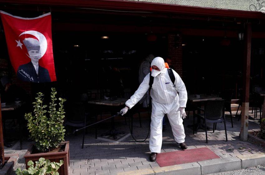 Η Τουρκία ανακοίνωσε δεύτερο νεκρό από κοροναϊό!