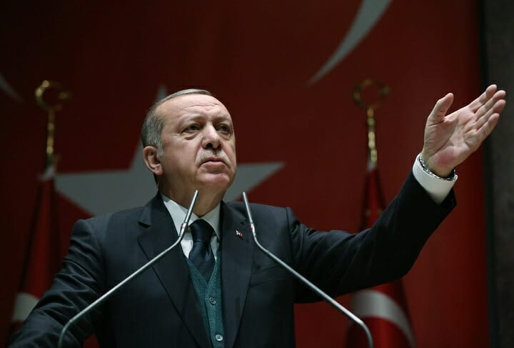 Ερντογάν: Τον Δεκαπενταύγουστο θα γίνει λειτουργία στην Παναγία Σουμελά