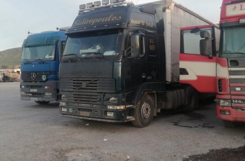 Επιστρέφουν οι 13 επαγγελματίες οδηγοί που είχαν εγκλωβιστεί στα σύνορας Ιράκ-Τουρκίας