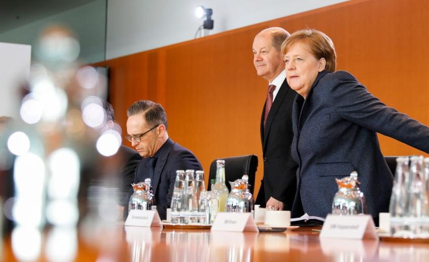Γερμανία: Ο Έβρος διχάζει τον κυβερνητικό συνασπισμό
