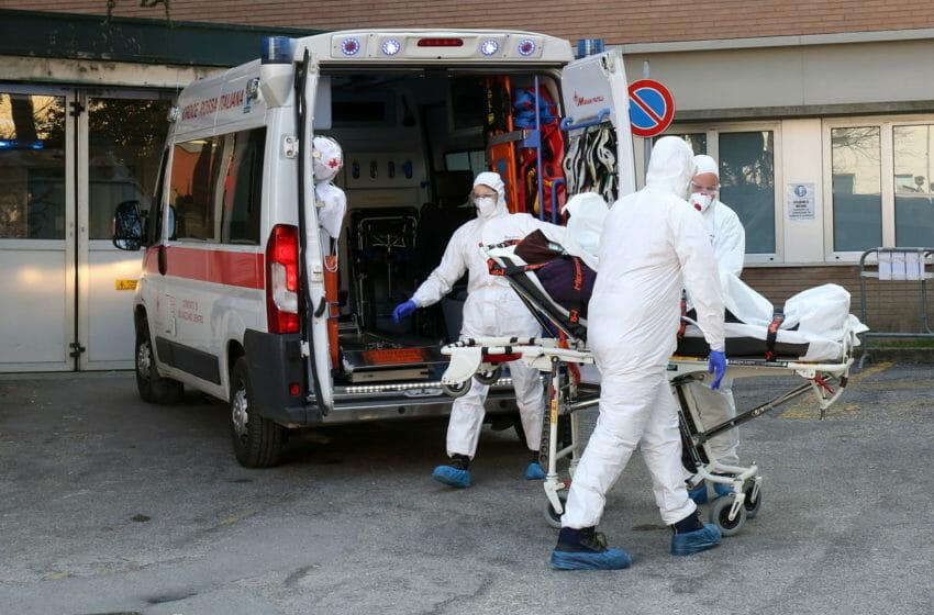 Ιταλία: 14.931 κρούσματα κορονοϊού – H AstraZeneca παρέδωσε χθες 15% λιγότερα εμβόλια στη χώρα