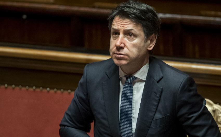 Κόντε: Η Ιταλία θα είναι ασφαλέστερη με την παράταση της κατάστασης έκτακτης ανάγκης