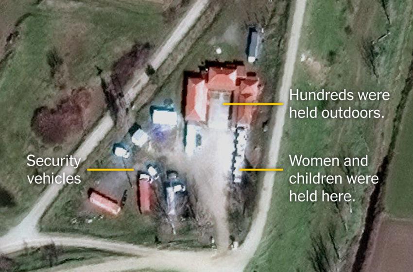 New York Times: Κρυφό κέντρο κράτησης προσφύγων στα σύνορα