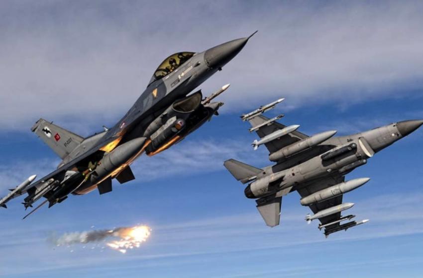 Υπερπτήσεις τουρκικών F-16 στο Αιγαίο