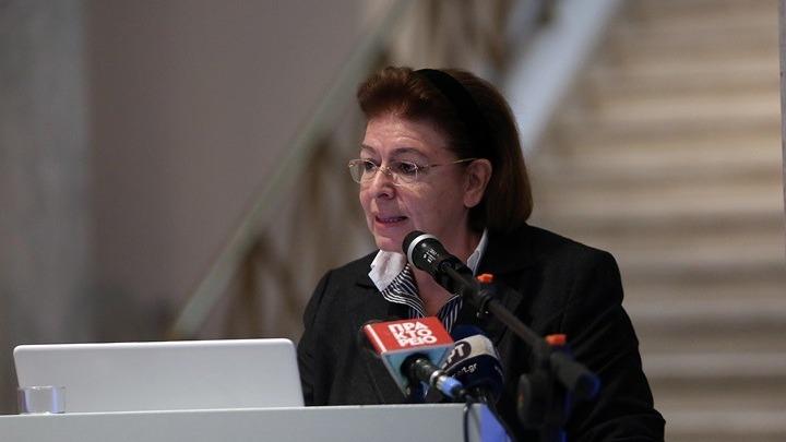Μενδώνη για το Τατόι: Στόχος είναι το 2023 να έχει τελειώσει το ανάκτορο
