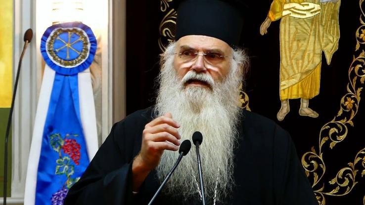 """Μητροπολίτης Μεσογαίας:  """"Η Κυβέρνηση… Χότζα σαν σοβιετικό καθεστώς έκλεισε τις εκκλησίες""""- Η απαγόρευση οδηγεί σε…""""κρυφές λειτουργίες"""""""
