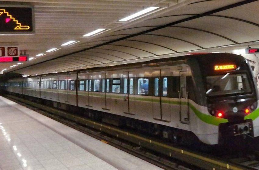 """Κλειστοί από τις 18.00 οι σταθμοί του μετρό """"Σύνταγμα"""" και """"Πανεπιστήμιο"""""""