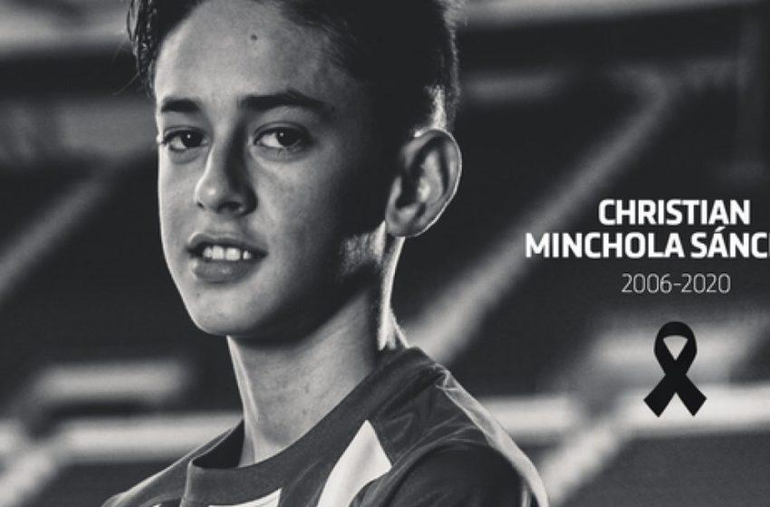 Πέθανε 14χρονος ποδοσφαιριστής