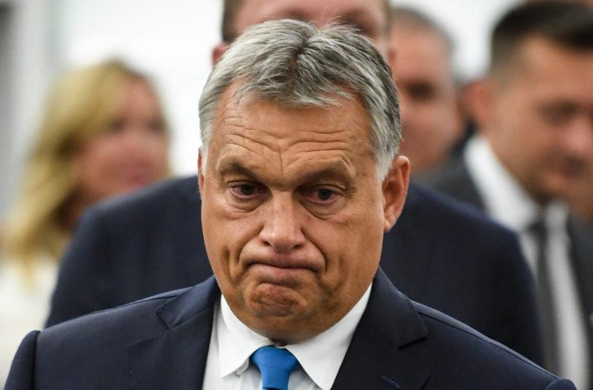 Απεριόριστες εξουσίες σε Όρμπαν δίνει η Βουλή της Ουγγαρίας