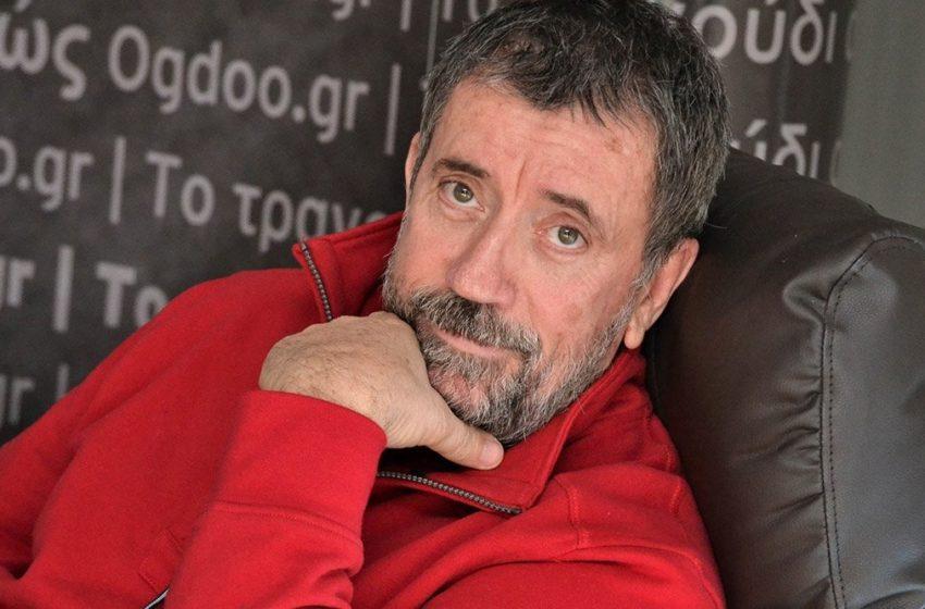 Σπύρος Παπαδόπουλος: Συζητά με την ΕΡΤ για talk show