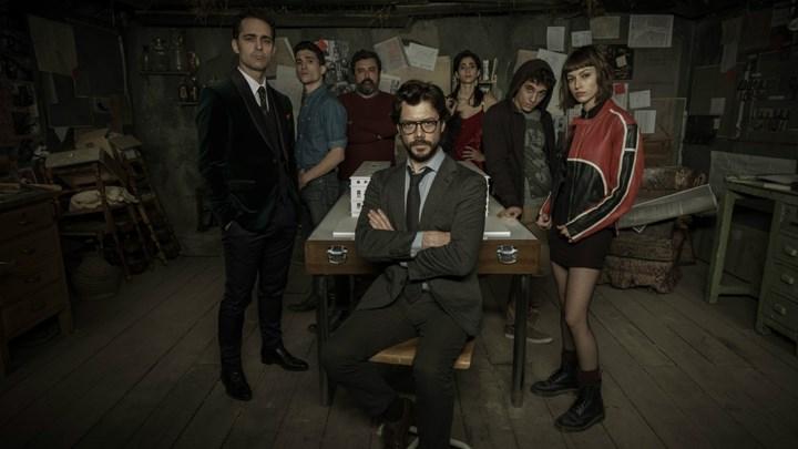 Σε 10 μέρες η 4η σεζόν του La Casa de Papel – Νέο teaser trailer