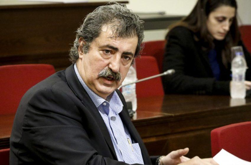 Απάντηση Πολάκη σε Τσιάρα ότι δεν έγιναν προσλήψεις επί ΣΥΡΙΖΑ στην υγεία (vid)